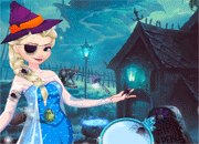 Frozen Hidden Halloween