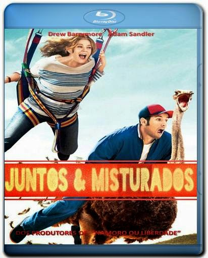 Juntos e Misturados 720p + 1080p Bluray + AVI Dual Áudio + RMVB Dublado BDRip BRRip