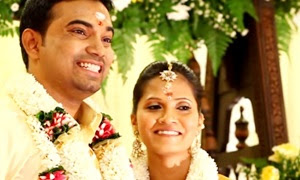 Wedding – Nithiyaraja and Indhu Mathi,