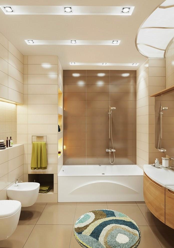 صور ديكورات حمامات صغيرة 2017 اطقم حمامات صغيرة شركة ارابيسك