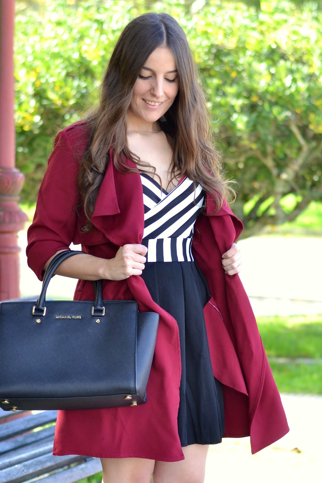wholesalebuying stripes dress