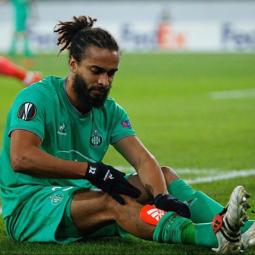 1743d08dade8 ... original white Adidas Predator Mania Boots. Assou-Ekotto has hit the  mark with his latest boot choice, yet again. Would you like to see more  players ...