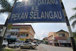 "內陸""牛仔鄉""--實蘭溝 Selangau, the ""cowboy"" town of Sarawak"