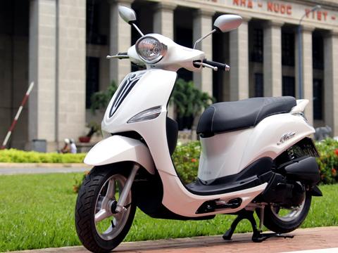 Yamaha Việt Nam triệu hồi 83.000 xe tay ga Nozza