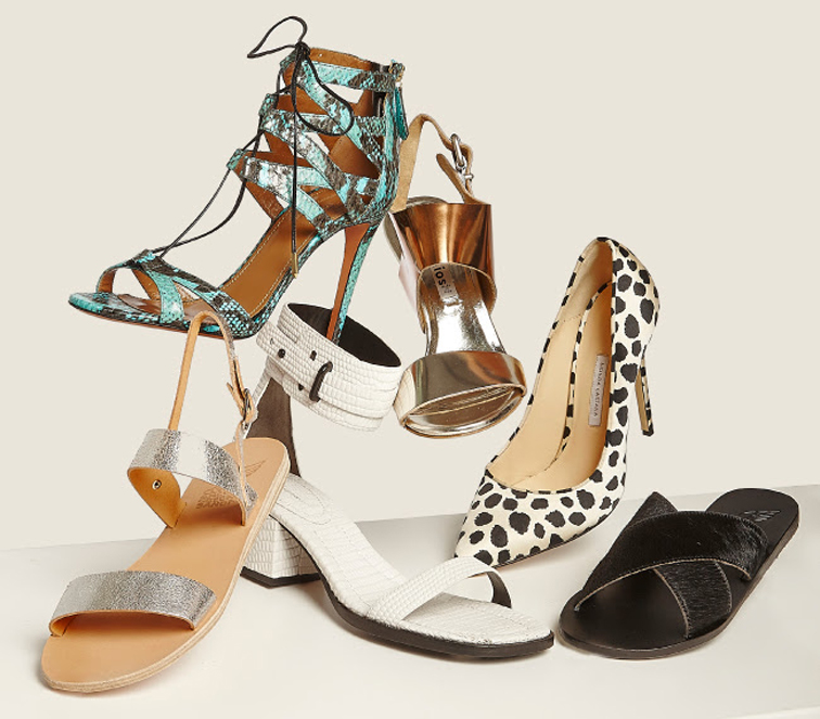 Summer sandals, animal print pumps, Ancient Greek Sandals