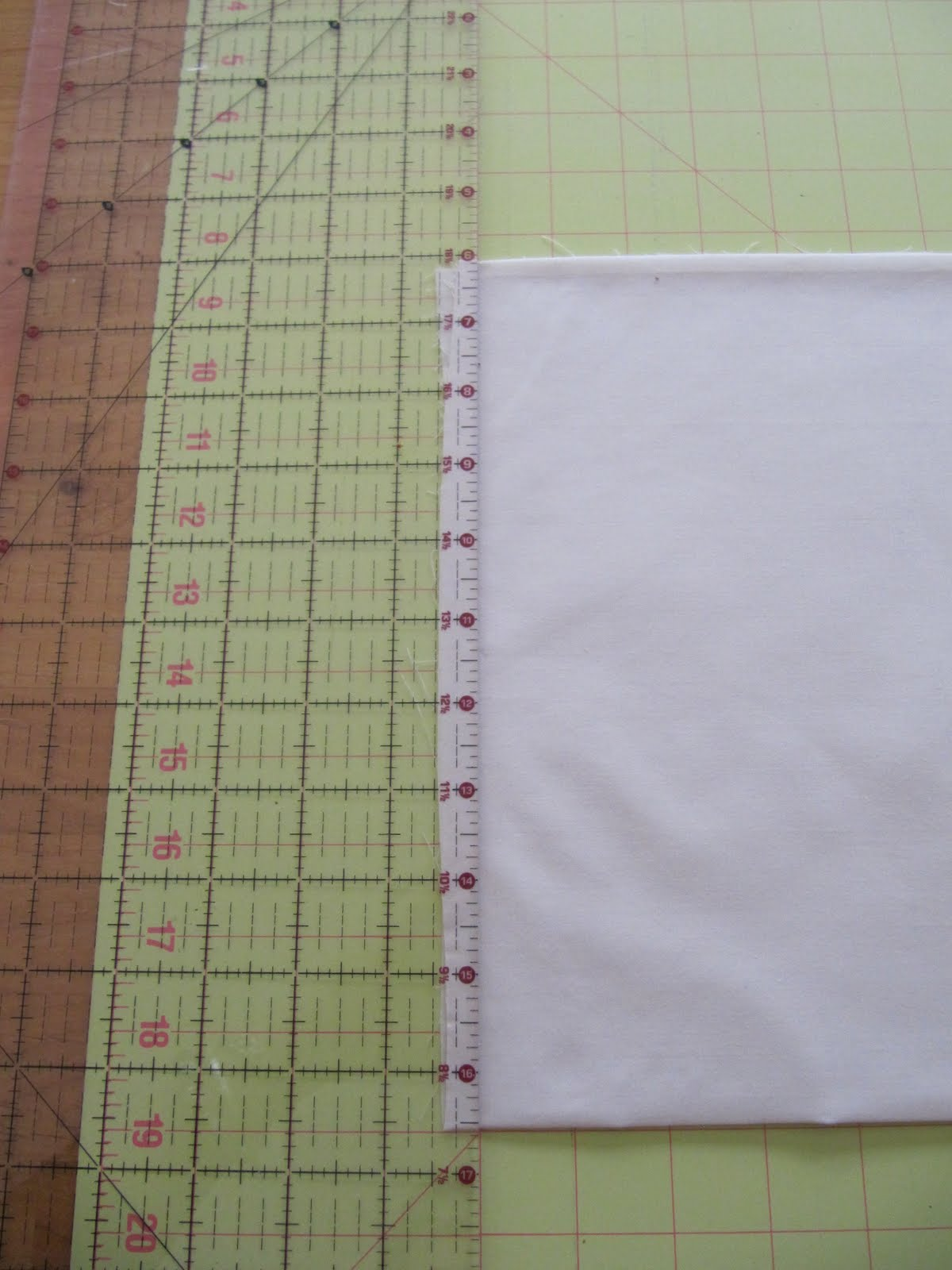Sew Many Ways...: How to Cut Fabric Squares with a Rotary Cutter... : cutting fabric for quilting - Adamdwight.com