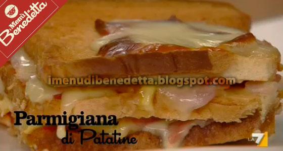 Parmigiana di Patatine Fritte di Benedetta Parodi