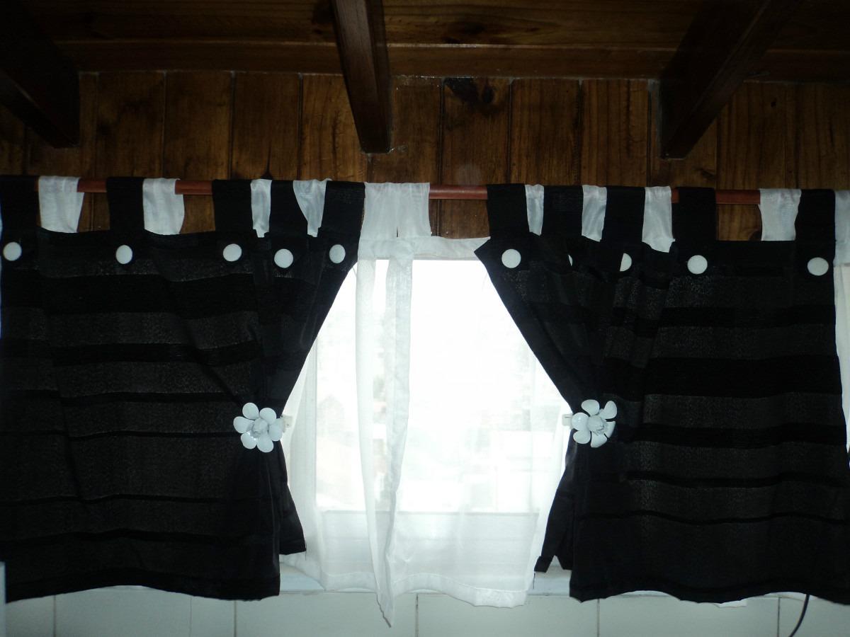 Decoracion Actual de moda: Cortinas Negras en la decoración