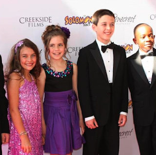 The Solomon Bunch: Red Carpet