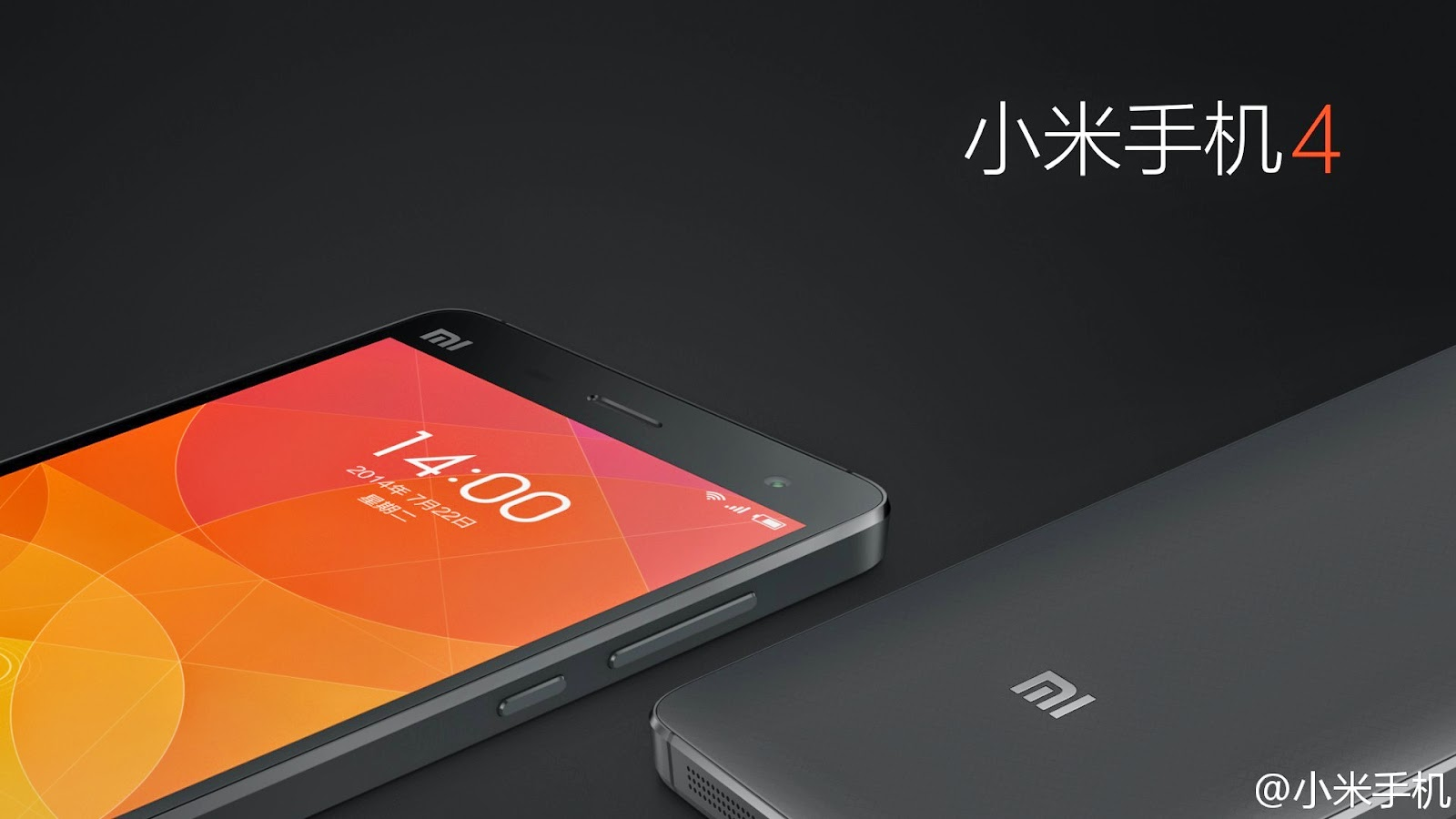 Xiaomi Mi 4 Official Metal Frame Great Specs 8mp Front Camera Bamboo As Expected Revealed Today Its Next Flagship The Just Introduced At A Launch Event In Beijing And Lookerwe Dont Have