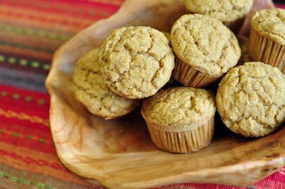 The Whole Life Nutrition Kitchen: Gluten-Free, Egg-Free Corn Muffins