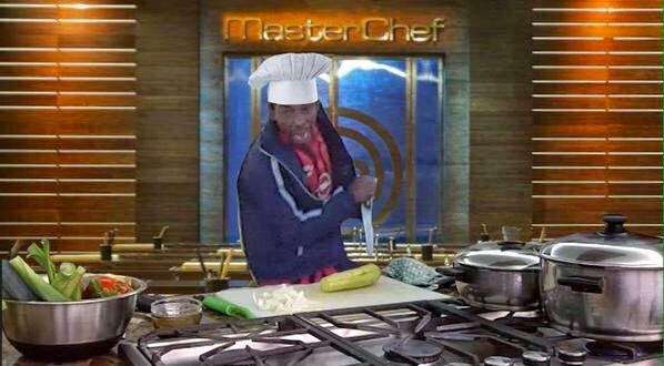 Master Chef Colombia meme