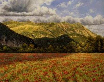 pintura-paisaje-natural-flores