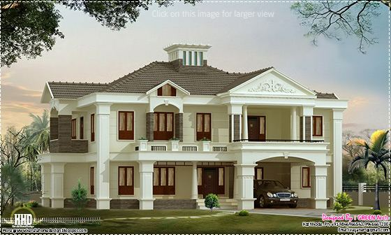 4 bhk luxury home