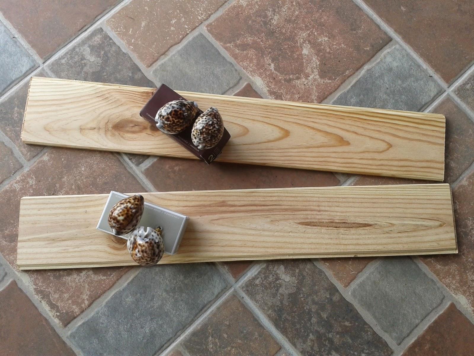 Marimyriconamor septiembre 2014 - Colgadores de pared de madera ...