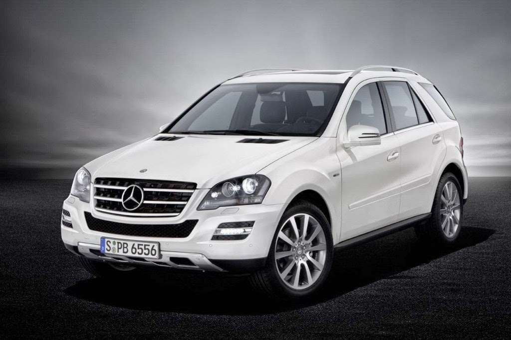 2014 mercedes benz ml class for Mercedes benz ml price