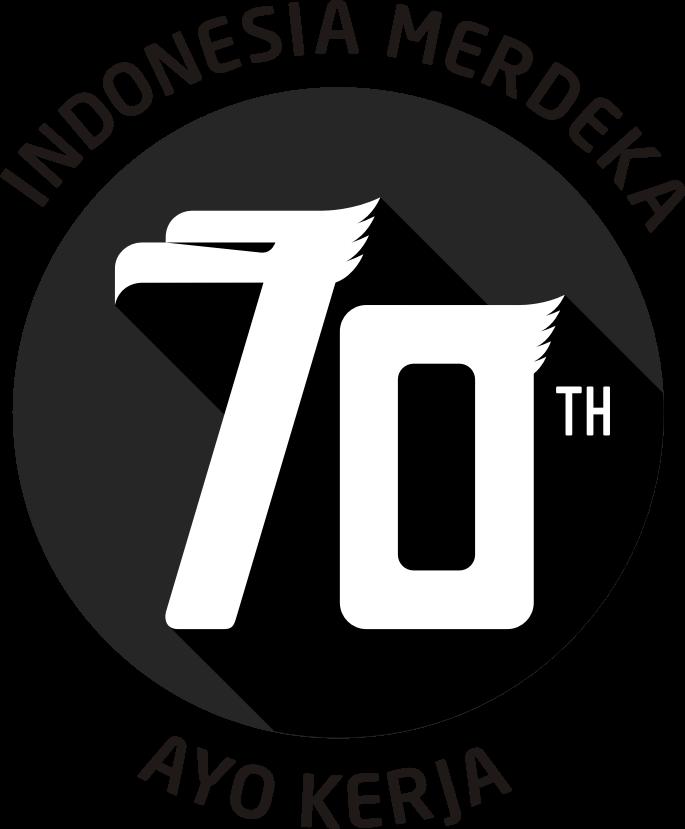 Logo HUT RI Terbaru 2015