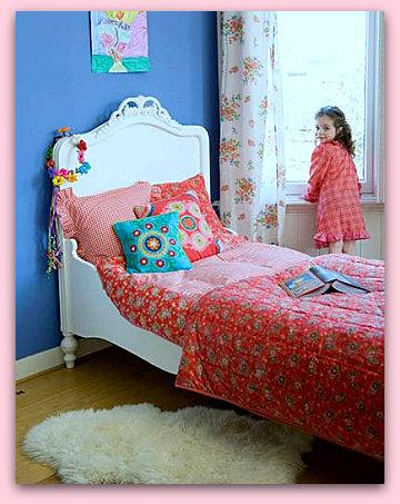 Dise o y decoraci n de la casa lindas fundas n rdicas for Fundas nordicas para ninos