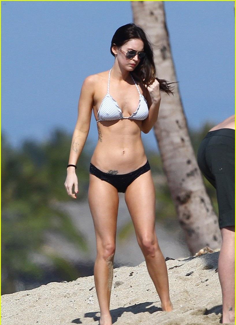 Megan Fox Hot Bikini Photo