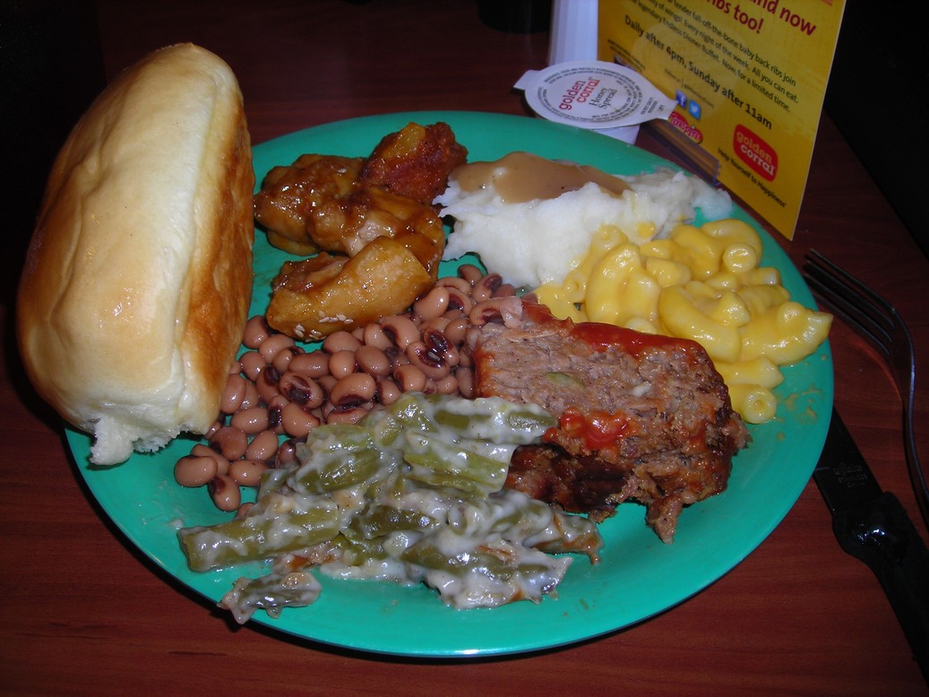 Eat and Critique !: Golden Corral