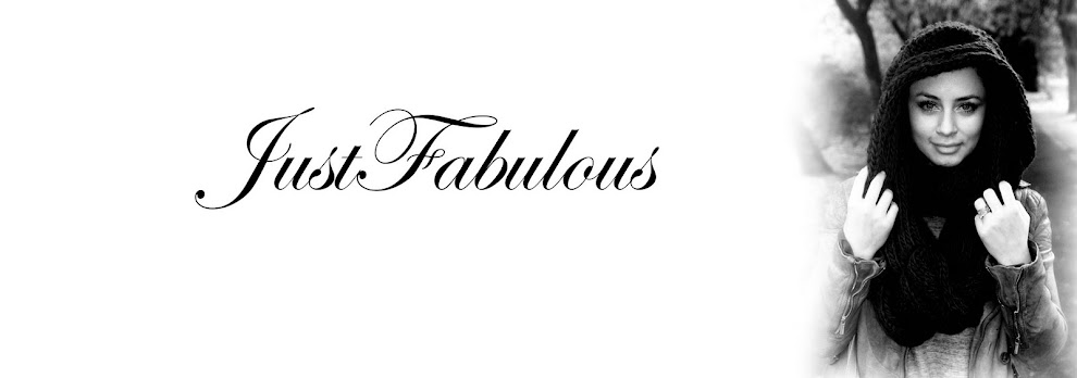 Just Fabulous Blog