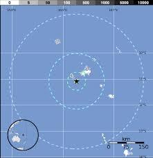 terremoto islas Santa Cruz, 6,3 grados, 10 de Febrero 2013