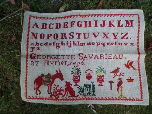SAL PX - Georgette Savarieau