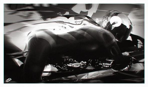 Wojtek Fus deviantart ilustrações fantasia ficção científica foto realista