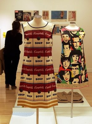 da87469a7c46 Courtney Singletary  Andy Warhol  Factory Girl. 44. Paper Dresses