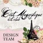 DT C'est Magnifique Kit Club