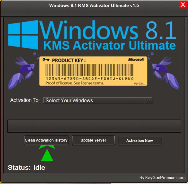 window 8.1 pro activator build 9600