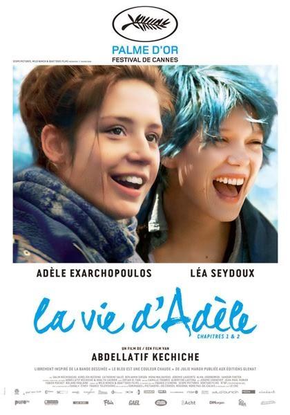 Poster de La Vida de Adele