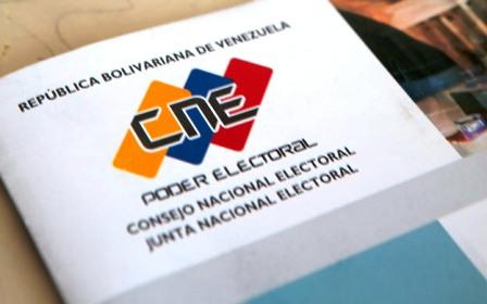 CNE muda 32 centros de votación en el Zulia