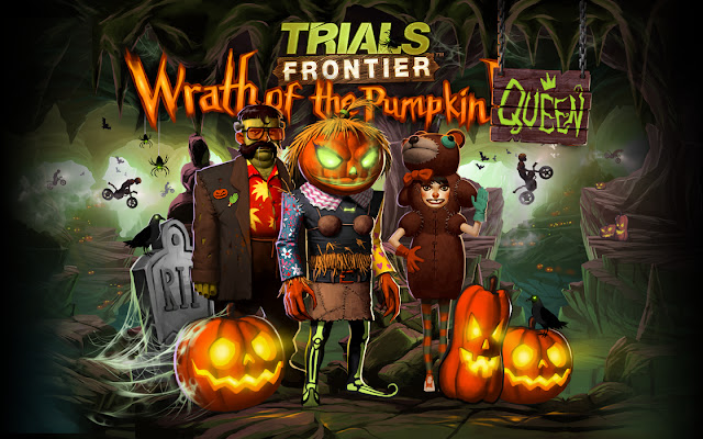 Download Trials Frontier v3.4.0 Mod Apk+Data For Android