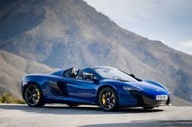 RAJA POKER-McLaren 650S Spider Limited edition, Tersedia hanya  50 Unit