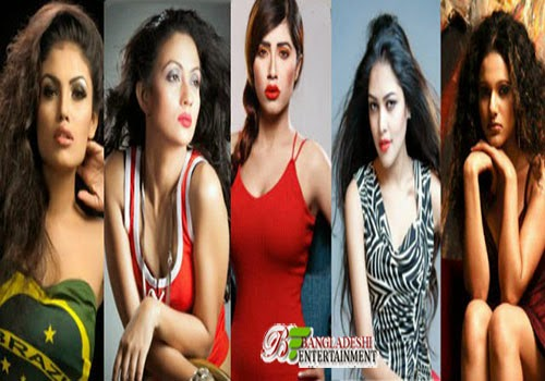 5 controversial female models of Bangladesh