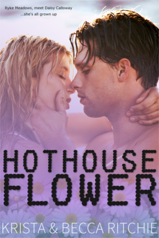 Cover Reveal: Hothouse Flower by Krista & Becca Ritchie