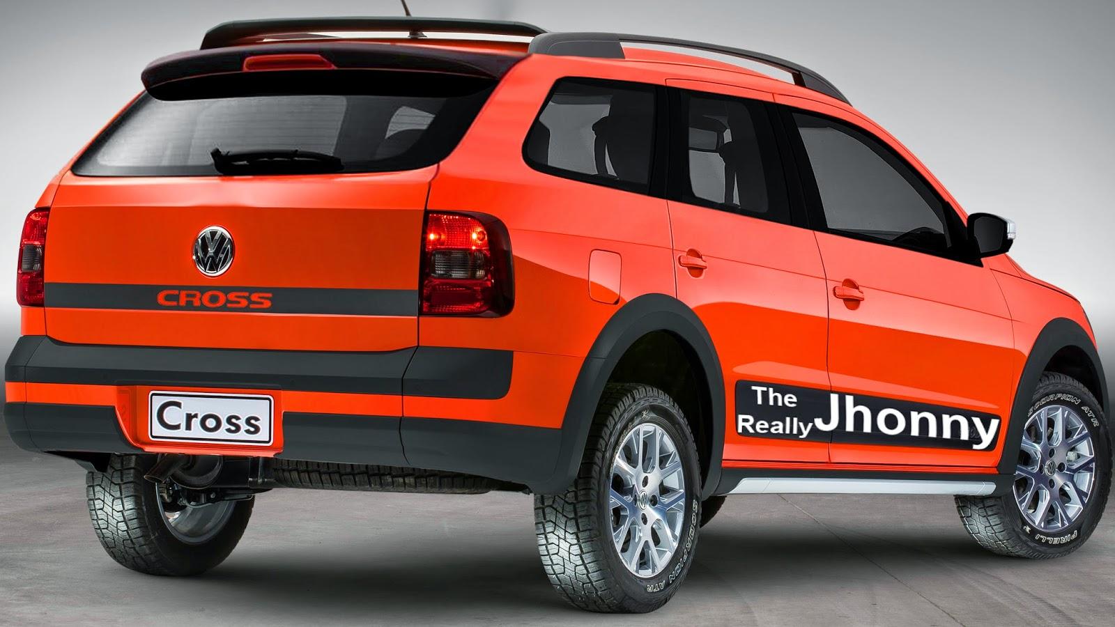 Thereallyjhonny Nova Volkswagen Parati G6 2015