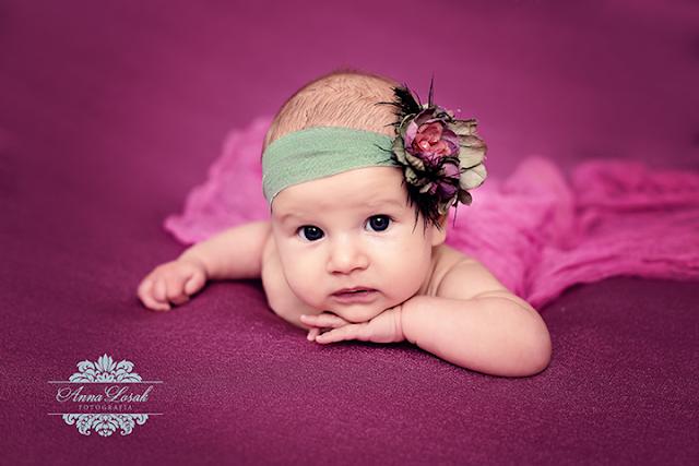 fotografia dziecięca niemowlęca