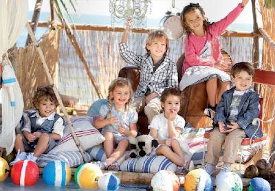 ROPA INFANTIL CHICCO COLECCIÓN VERANO 2011