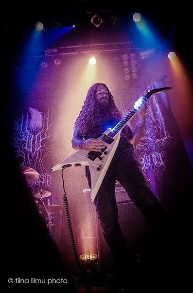 WOLVES IN THE THRONE ROOM - VENUE - tiina liimu photo