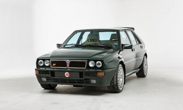 Lancia Delta HF Integrale Evolution Verde York Edition