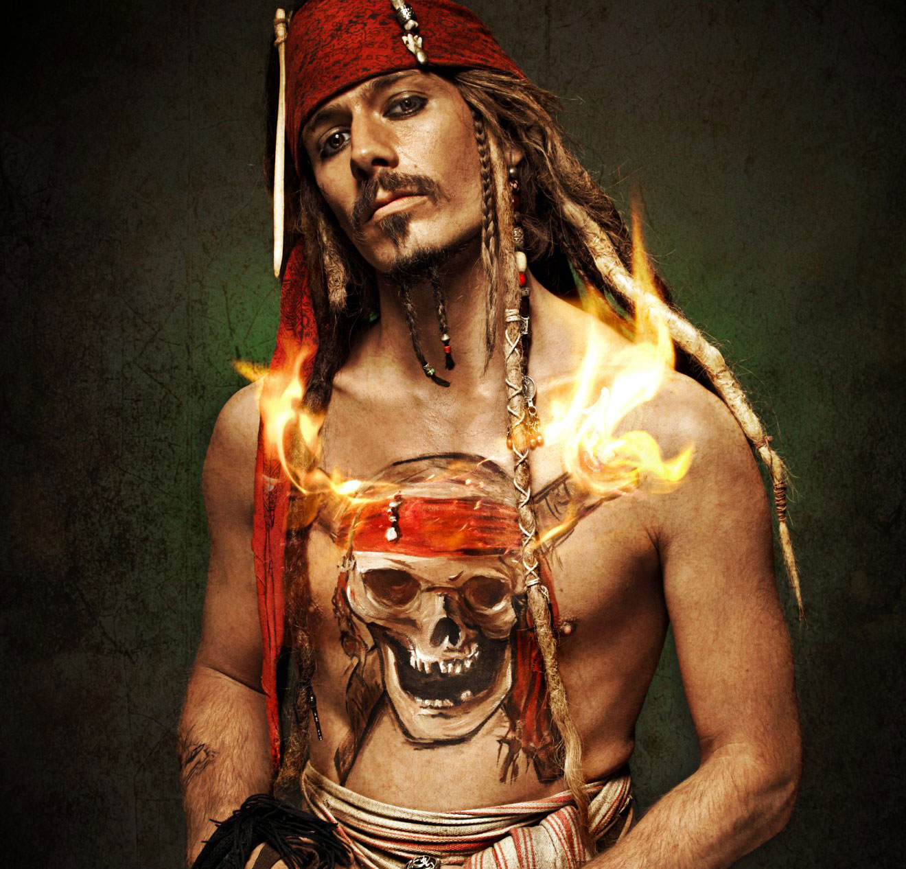 the life of a captain jack sparrow lookalike: a day in the life of a