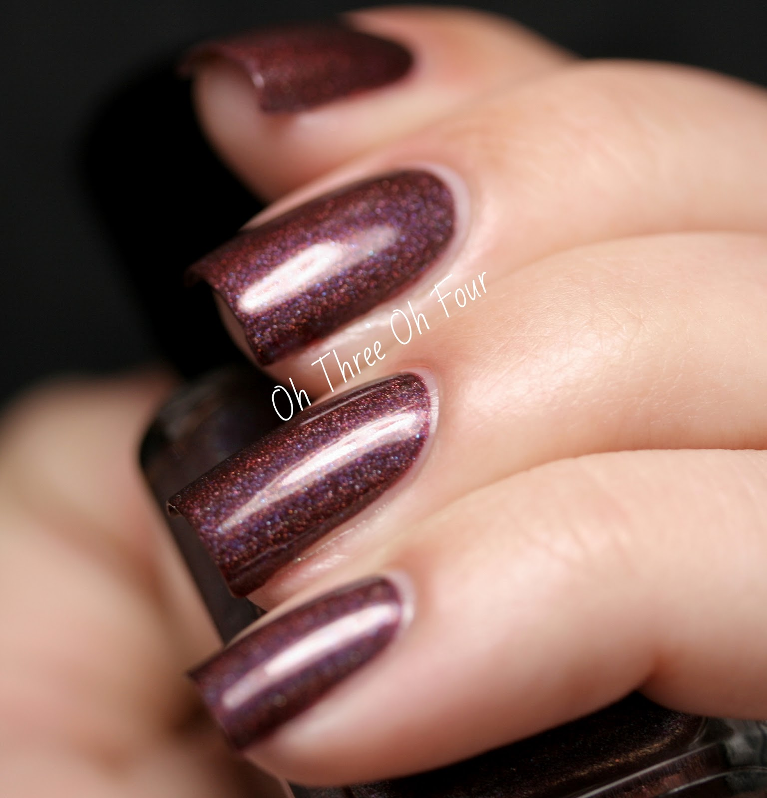 Enchanted Polish Holiday 2013 Swatch