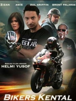 Sinopsis & Video Trailer Bikers Kental