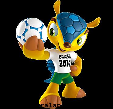 2014 FIFA World Cup Mascot