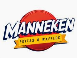 Manneken Fritas e Waffles