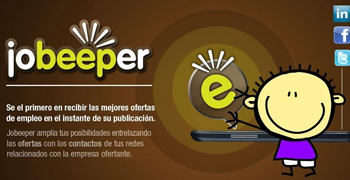 ecibe las mejores ofertas de empleo con Jobeeper
