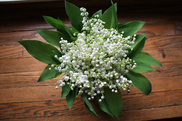 Lily of the Valley Flower Arrangement - Splendid Stems Floral Designs - Upstate NY