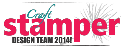 Craft Stamper DT 2014